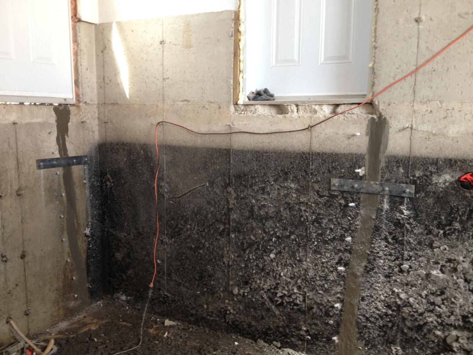 Réparation de fissures et renforcement de fondations